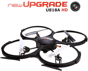 UDI 818A Discovery HD Quadcopter
